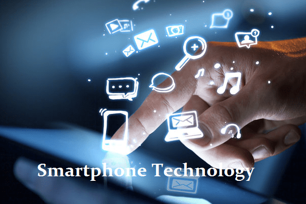 smartphone technology banner