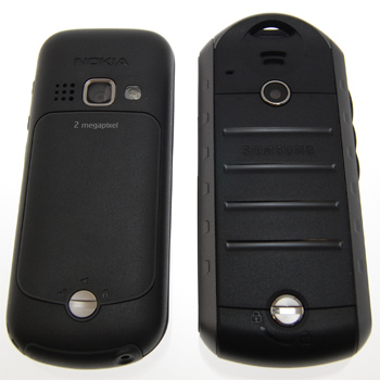 Nokia 3720 Classic Vs Samsung Solid Extreme