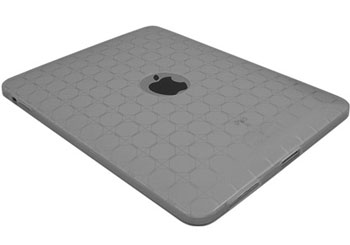 Clear FlexiShield Skin for iPad