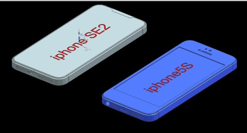 small resolution of one important detail revealed by this last diagram is that the new iphone se doesn t come with a headphone jack it looks like this has been removed by