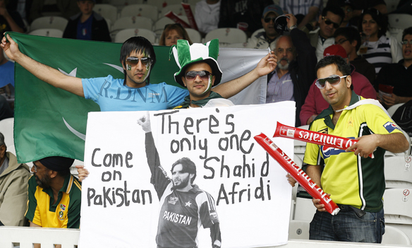 Marry me Afridi - Indian Girl Loves Shahid Afridi