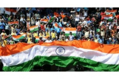 Indian Cricket supporters