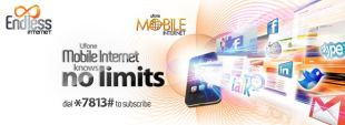 Ufone Mobile Internet Data Packages for Prepaid and Postpaid Subscribers