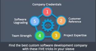 how to find best software development company