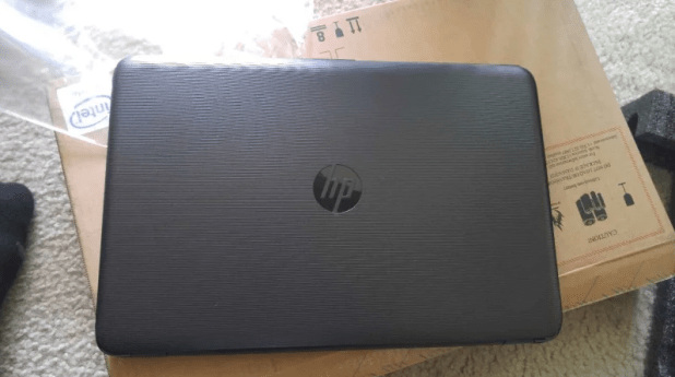 HP Touch Screen Core i5 7th Generation