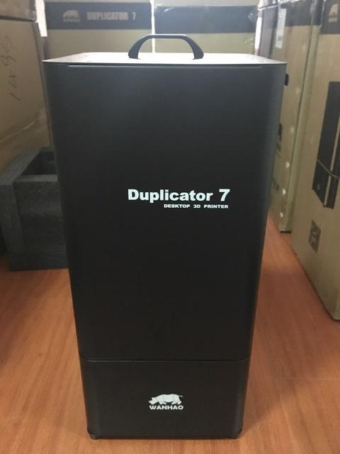 Why Wanhao Duplicator 7 Is Best 3D SLA Printer