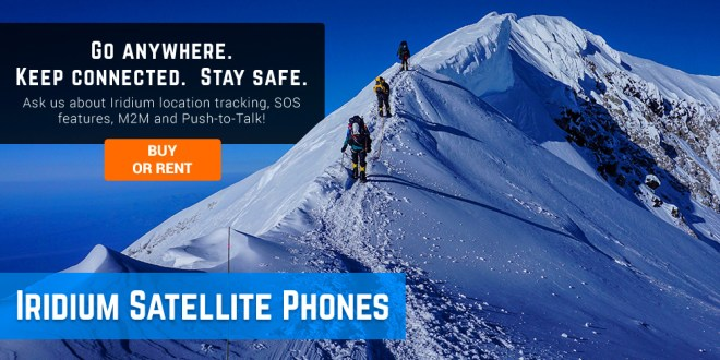 Satellite Phone Rentals: The best option for travelers