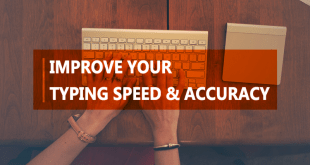 Typing-speed-and-accuracy