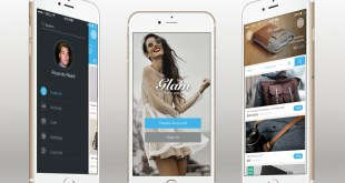 eCommerce iOS App template