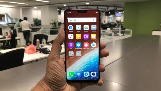 OPPO F7 Display