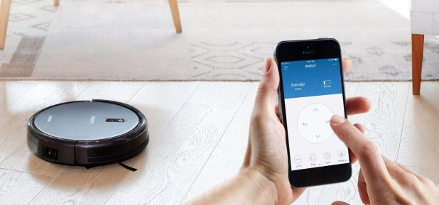 smart household gadgets smartphone controlled