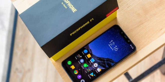Xiaomi Pocophone F1 Specifications and Price in Pakistan
