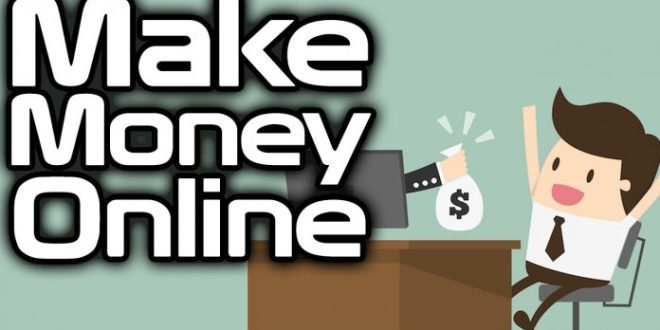 5 Eays Ways To Make Online Money in Pakistan and India