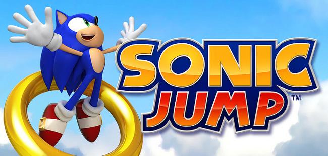 sonic-jump Sonic 30 anos: relembre os jogos para celular do mascote da SEGA