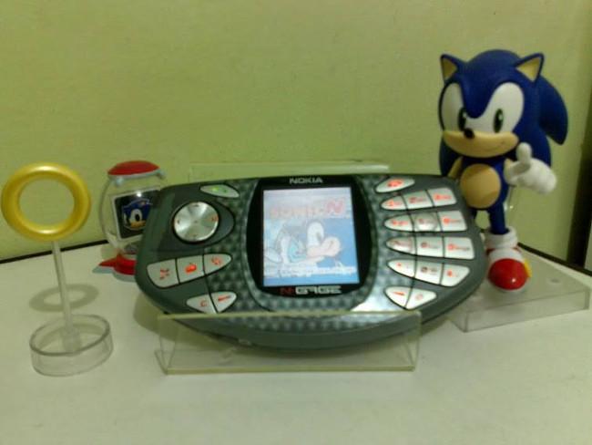 n-gage-sonic-n Sonic 30 anos: relembre os jogos para celular do mascote da SEGA