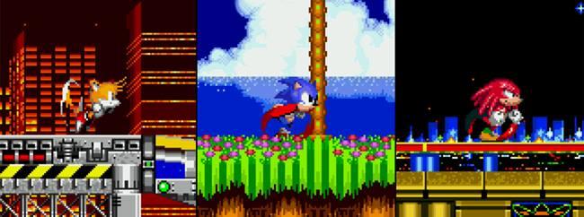 sonic2-remasterized-2 Sonic 30 anos: relembre os jogos para celular do mascote da SEGA