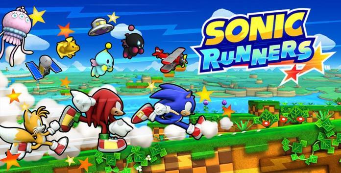 sonic-runners-android-ios Sonic 30 anos: relembre os jogos para celular do mascote da SEGA