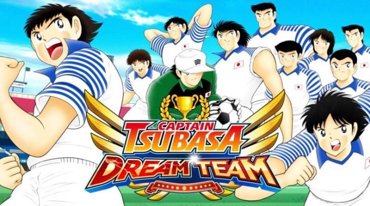 """captain-tsubasa-dream-team Captain Tsubasa Dream Team: jogo dos anime """"Super Campeões"""" chega ao Android e iOS"""