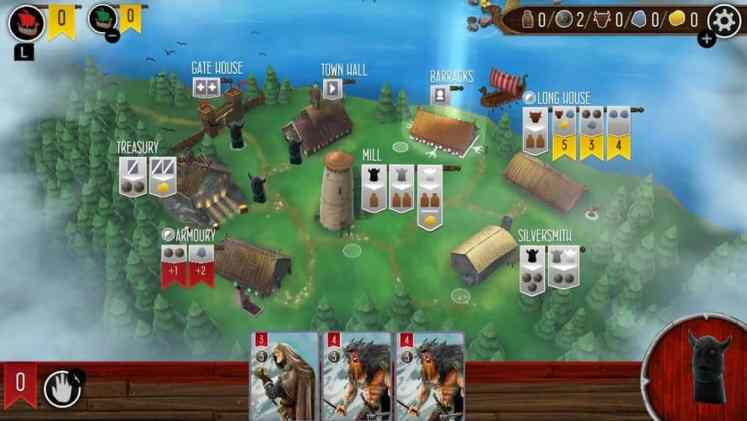Raiders of the North Sea - Destaques da semana, jogos para mobile de 05 a 11 de agosto