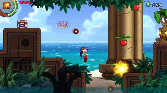 Shantae-and-the-Seven-Sirens-3 Shantae and the Seven Sirens chegará ao Apple Arcade