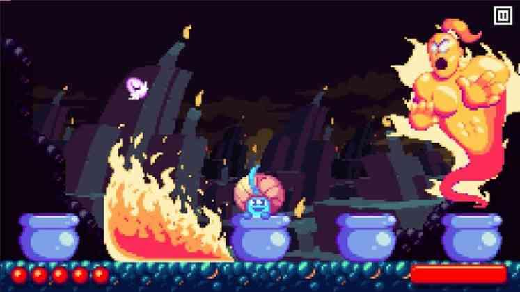 Witcheye jogo - Destaques da semana dos jogos para Mobile de 12 a 25 de agosto