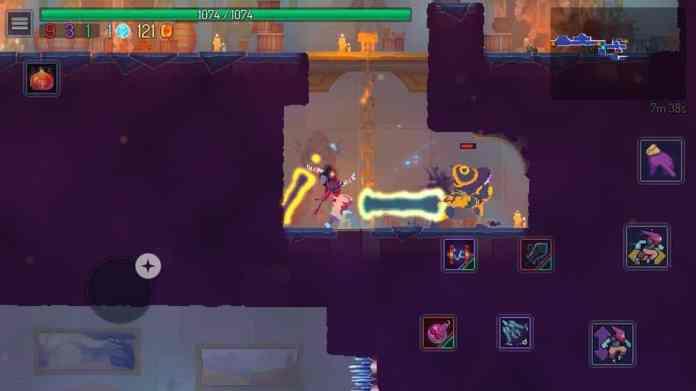 dead-cells-android 25 Melhores Jogos Offline Android 2021