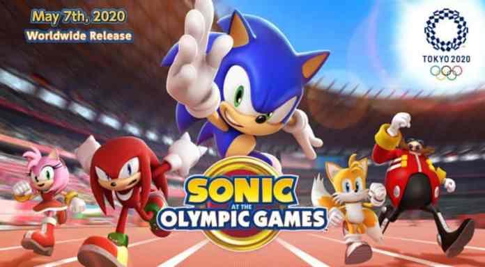sonic-olympic-games-tokyo-2020-android Sonic 30 anos: relembre os jogos para celular do mascote da SEGA