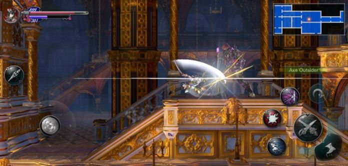 Bloodstained-android-ios-2 25 Melhores Jogos Offline Android 2021