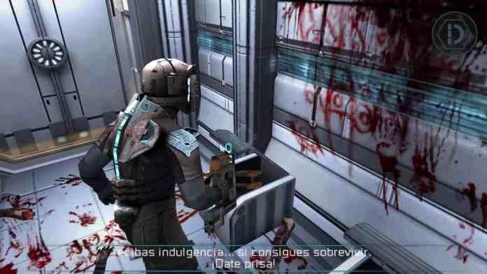 dead-space-android Melhores Jogos Offline para Android de 2011 que valem a pena jogar até hoje!