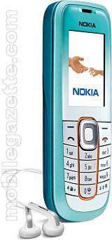 Nokia 2600 Classic with Headphone
