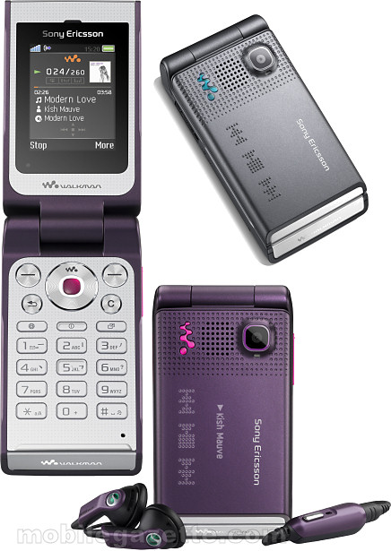 Sony Ericsson W380i  W380a  W380c  Mobile Gazette  Mobile Phone News