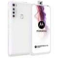 Motorola One Fusion Plus Moonlight White