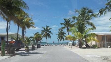 mobile home beach park