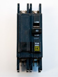 2-Pole Circuit Breaker For Coleman Electric Furnace (S1 ...