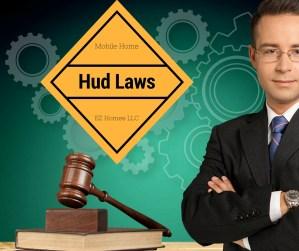 Hud Laws Trailer Homes
