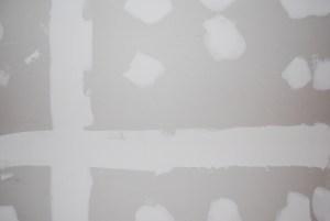 drywall mobile home wall
