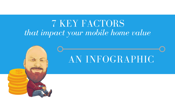 7 Key Factors That Impact Your Mobile Home Value | An Infographic