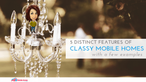 "Featured image for ""5 Distinct Features Of Classy Mobile Homes With A Few Examples"" blog post"