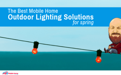 The Best Mobile Home Outdoor Lighting Solutions For Spring