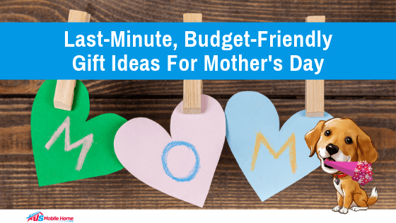 """Featured image for """"Last-Minute, Budget-Friendly Gift Ideas For Mother's Day"""" blog post"""