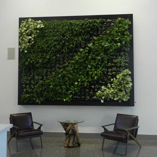 A garden wall