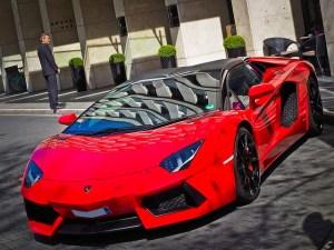 InstaForex Lamborghini