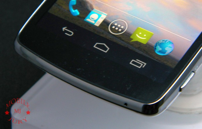 On-screen Capacitive Buttons_Panasonic T21