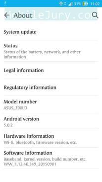 Asus ZenFone Laser Screenshot (6)
