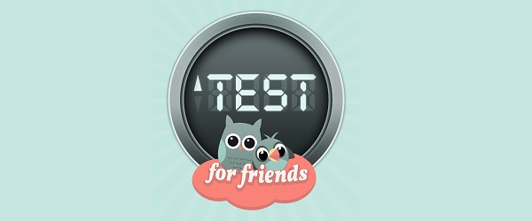 Test for Friends