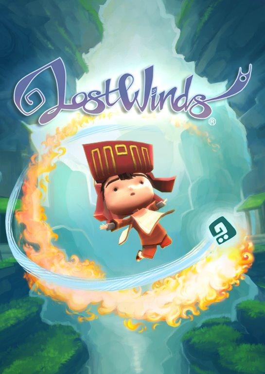 LostWinds - Ein tolles Jump 'n' Run Spiel für iOS momentan kostenlos