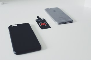 Maxfield Qi iPhone 6S Wireless Ladecase & QI Ladeadapter