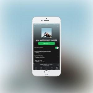 #YNTA – Spotify Music
