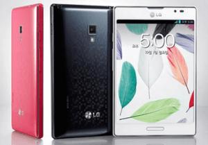 LG Optimus Vu ll opt