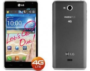 LG sprit 4G